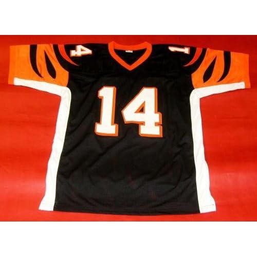 timeless design 9c00b 2fc07 Signed Andy Dalton Jersey - Hologram - Autographed NFL ...