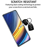 FLSun for Xiaomi Poco X3 Pro Screen Protector [3