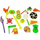 100 Assorted Party Bag Filler Toys