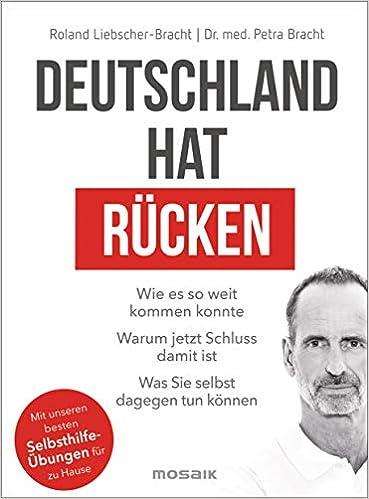 Liebscher & Bracht Buch Deutschland hat Rücken