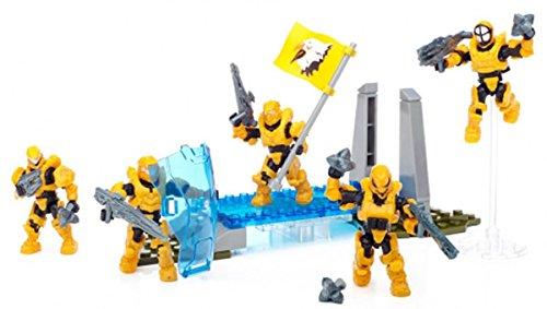Mega Bloks Halo UNSC Fireteam Eagle Building Kit by Mega Bloks