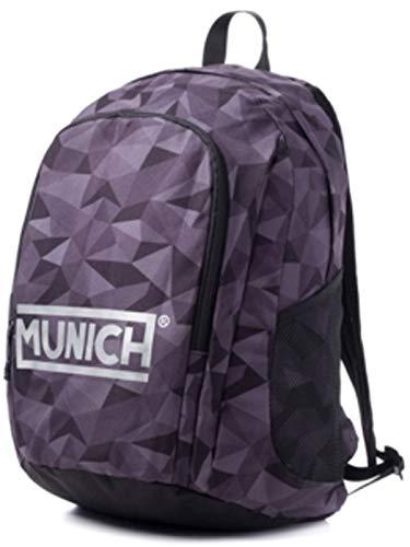Munich 2018 Mochila Tipo Casual 48 cm, 18 litros, Azul Marino: Amazon.es: Equipaje