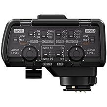 Panasonic Professional Microphone Adaptor, 2 XLR Terminals, black (DMW-XLR1)
