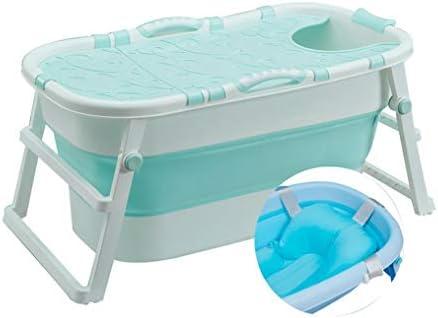 家族浴室用折り畳み式インフレータブル厚く暖かい大人エアーポンプ付きバスタブ子供インフレータブルプールアンチ滑りやすいです