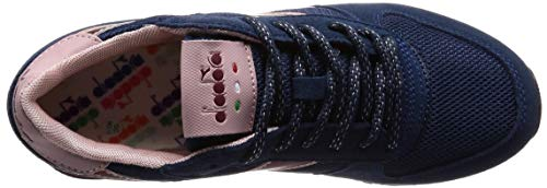 vla Multicolore bl Denim Diadora Gymnastique De Malone Bacca Scuro Chaussures C7613 Sprem W Femme T0qqw1YvS