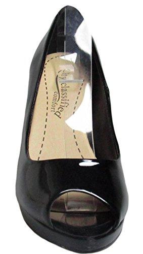 Womens heel Cityclassified H Black shoe Walter qRdt4