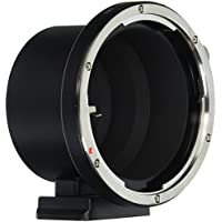 Fotodiox Pro Lens Mount Adapter, Mamiya 645 Mount Lens to Sony E-mount Mirrorless Camera - Does NOT work with M645 Digital AF or Phase 1 Lenses