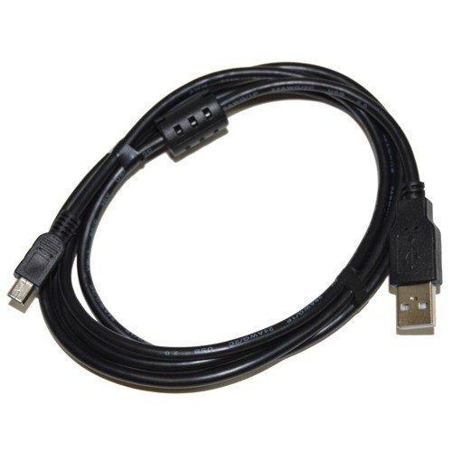 570LMT HQRP Cavo USB a Mini USB 1.8m per Garmin dezl 560LMT 770LMTHD dezlCam LMTHD 760LMT