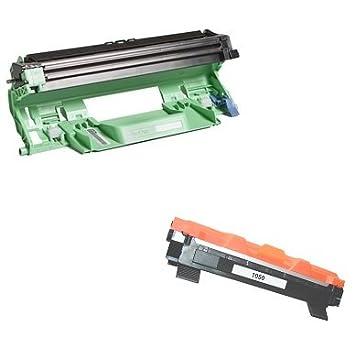 Cartridges Kingdom DR1050 Tambor & TN1050 Toner Compatible con ...