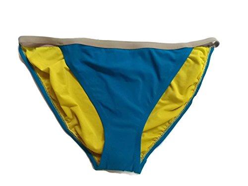 Marc Jacobs Women's Bikini Swimsuit Bottom, Ocean Sapphire, XL