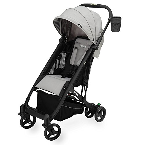 RECARO Easylife Ultra-Lightweight Stroller, Granite