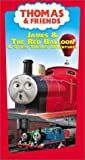 Thomas the Tank Engine and Friends - James and the Red Balloon [VHS]
