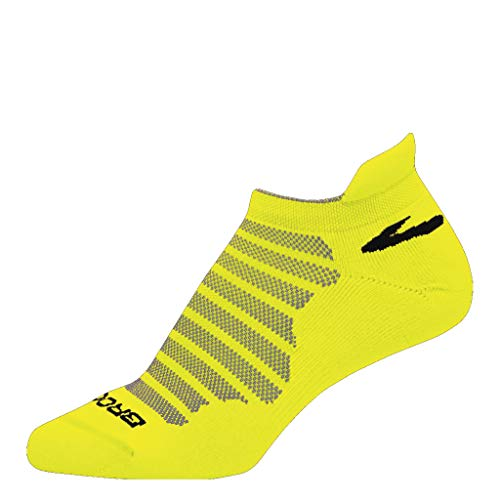 Brooks Glycerin Ultimate Cushion Running Socks Nightlife Size Small