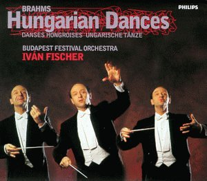 UPC 028946258927, Hungarian Dances
