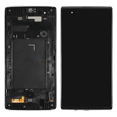 Click to buy LCD display Digitizer Touch Screen Assembly For LG K Series K8V M1V VS500 (Black w/ Bezel Frame) - From only $46.99