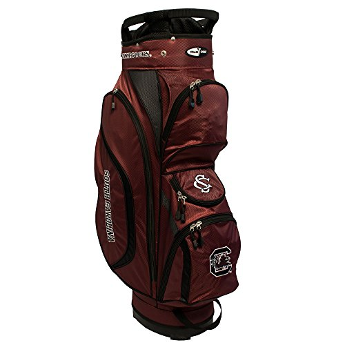 NCAA South Carolina Gamecocks Clubhouse Golf Cart Bag by Team Golf