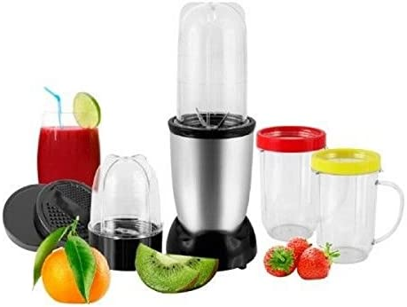 Robot de cocina licuadora licuadora 11 Pieces Magic fruta zumo ...