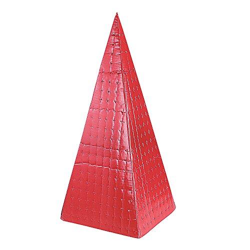 Fun Express - Red Table Top Lollipop Tree - Edibles - Sucker & Pop - Misc Sucker & Pop - 1 Piece -