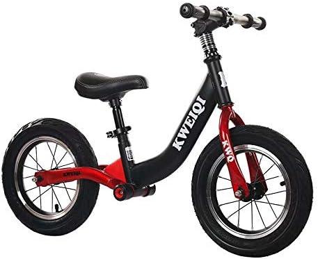 Bicicleta de equilibrio para niños sin pedal Scooter de bicicleta Amortiguador Balance Car Scooter para niños
