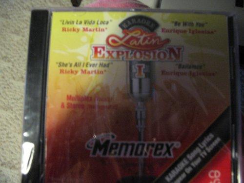 (Memorex Latin Explosion Karaoke Song Lyrics)