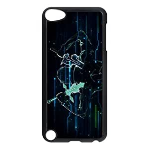 Custom Sword Art Online Design Hard Plastic Case for iPod Touch 5/5th Generation, iPod Touch 5th Generation coque,apple iPod Touch 5 cover Skin
