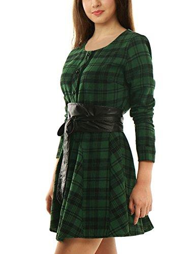 Donna Allegra Donna K Allegra K Camicia Green Green Allegra Donna Green  Camicia K Camicia 8qZX7fqw 9fbb83184df