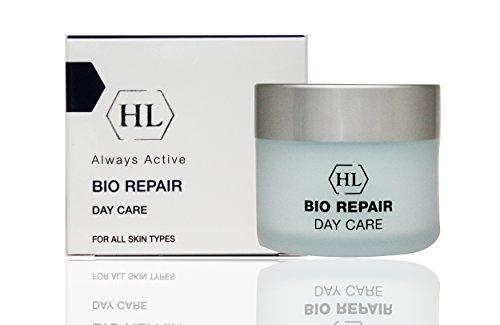 Price comparison product image Holy Land Cosmetics Bio Repair Day Care Cream Spf15 50ml