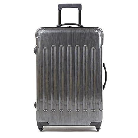 Maletas de viaje con ruedas Equipaje de Carbono Set maletas Juego De 3 Grando Lux 3: Amazon.es: Equipaje