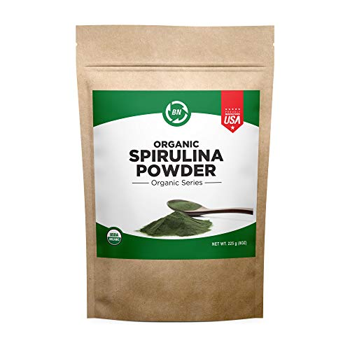 Sample Request Form - Spirulina Powder Organic - USDA Certified - RAW Nutrient Dense Over 70% Protein Per Serving - Purest Source Vegan Protein - Superfood - Rich in Vitamins and Minerals