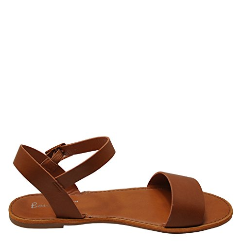Authentic Ladies Womens Ankle Strap - 9