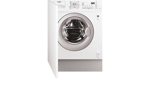 AEG L61470WDBI lavadora - Lavadora-secadora (Front-load, Integrado ...