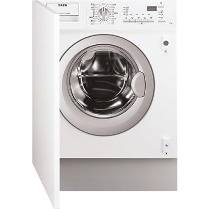 Lavadora Secadora AEG L61470WDBI: Amazon.es: Grandes electrodomésticos
