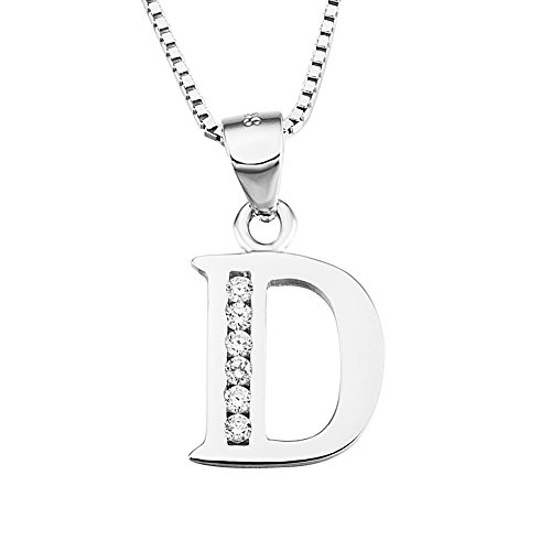 The 10 best letter a necklace sterling silver 2020