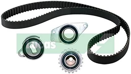 Online Automotive TBWPRNKAN19D 6008 Timing Belt Kit with Water Pump