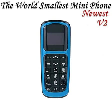 Teléfono móvil pequeño Yissma Teléfono móvil 3 en 1 Ultra pequeño ...