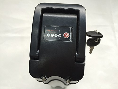 12AH 36V Li-ion Lithium Battery Aluminum Case 3A Charger BMS Recharge Power 500W Fish ebike Scooter by SUN-EBIKE (Image #2)