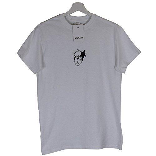 Hip Rap shirt X Fact Emo Blanc Actual Haut Hop Regarde T Xxxtentacion Brodé Moi Triple E1TqwZRz