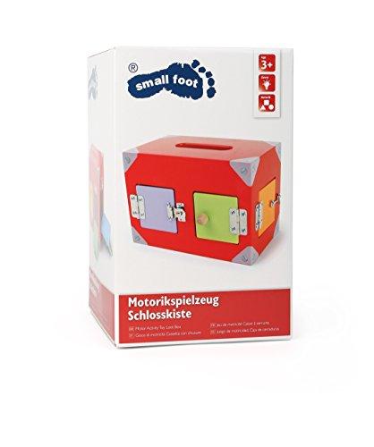 41S8Mt1%2BfaL Una caja con muchas ventanas y puertas de colores. Todos están equipados con diferentes cierres. Aquí se necesita atención y resistencia.