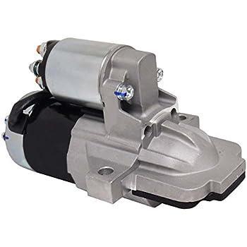 New 12 Volt Starter For Ford Fusion Taurus 2.0L 2.5L BB5T-11000-BA BB5Z-11002-B