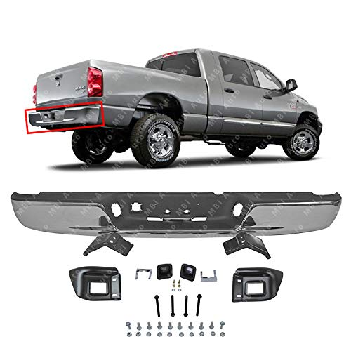 dodge 3500 rear bumper - 5