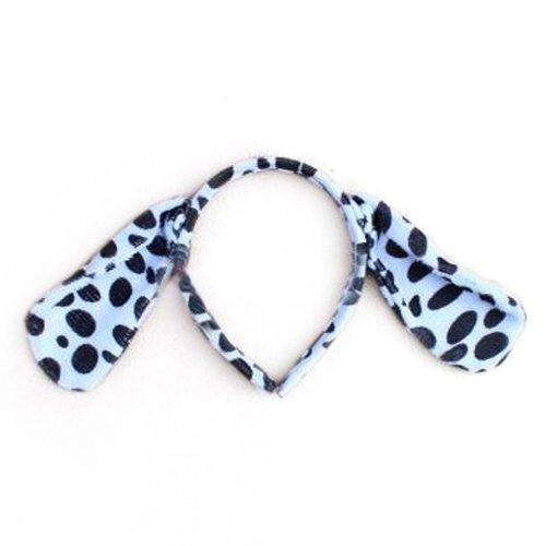 TopTie Cute Headbands Plush Headwear Party Accessories Halloween Costume-Dalmatian]()