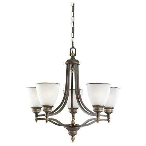 Sea Gull lighting 31350-708 Five Light Chandelier
