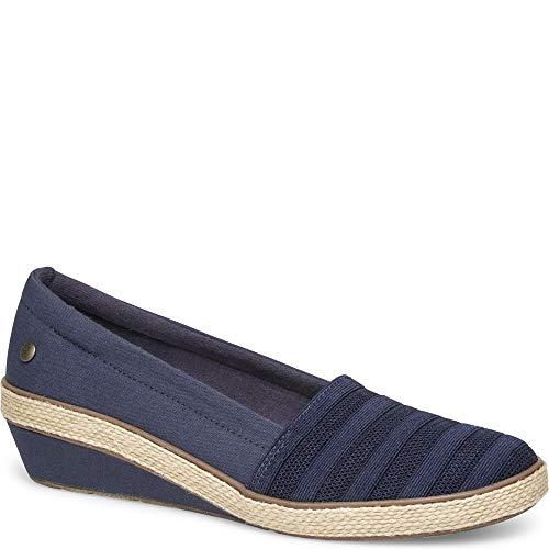 Grasshoppers Blaise Wedge Women 6.5 Peacoat Navy