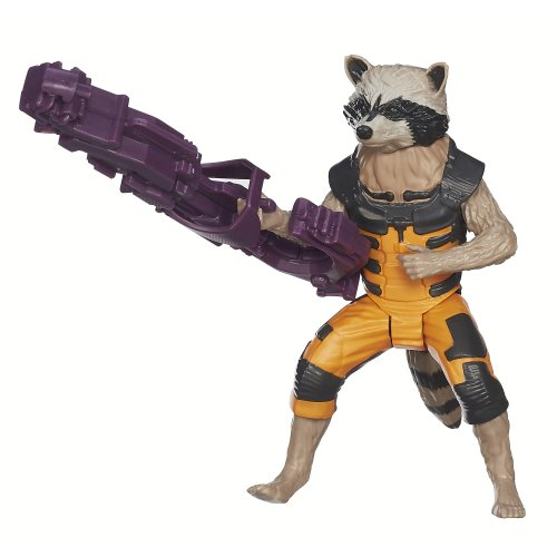 Marvel Guardians of the Galaxy Titan Hero Series Rocket Raccoon Figure
