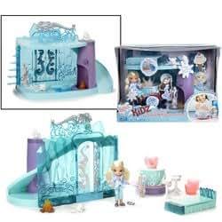 MGA Bratz Kidz Super Secret Ice Cream Making Snow Lodge with Vinessa