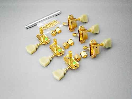 新しいスタイル GOTOH GOTOH SD90MG-SL/Gold/L3+R3 ゴトー ゴトー B00EKDEHQG クルーソンタイプ ペグ(マグナムロック) B00EKDEHQG, メーカー直送「訳あり屋」:5d5cee32 --- martinemoeykens.com