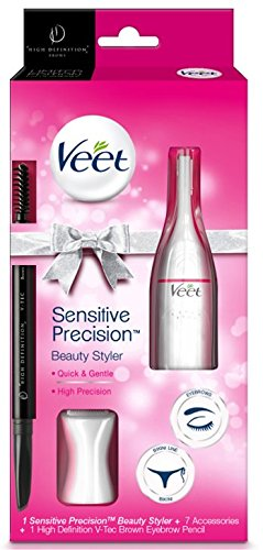 veet beauty styler sensitive precision