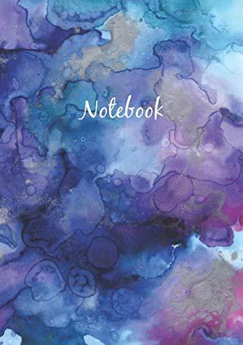 Libreta De Puntos: A5 Cuaderno Dot Grid Para Bullet Journaling, Lettering, Art Notes | Journal De Punteados | 110 Pginas Con Cuadrcula De Punto | Soft Cover Acuarela (Spanish Edition)