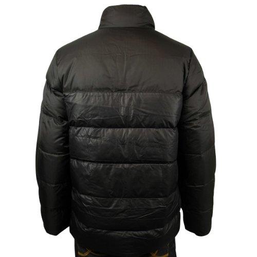 a3c5f216b36f Nike Mens AD Black Padded Duck Down Winter Warm Coat Jacket Size S M L XL  XXL