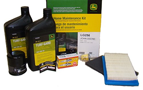 Series Filter Maintenance Kit Oil - John Deere Original Equipment Filter Kit #LG256